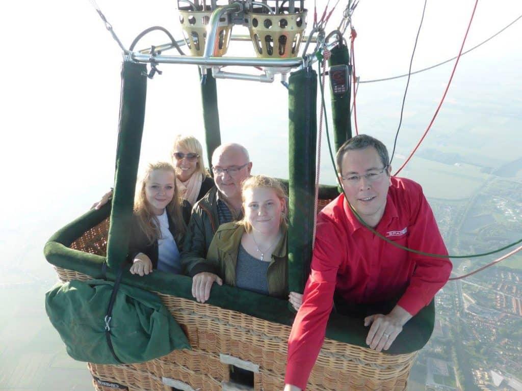 Ballonvaart Vip-Air