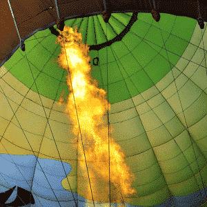 Ballonvaart 4 personen