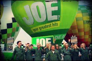 5 jaar JOE FM